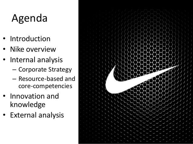 analysis of nike corporation Naomi-­‐jane scroggins 487964 -­‐ integrated marketing communications an analysis and overview of the imc program within nike corporation limited student name naomi-­‐jane scroggins lecturer.