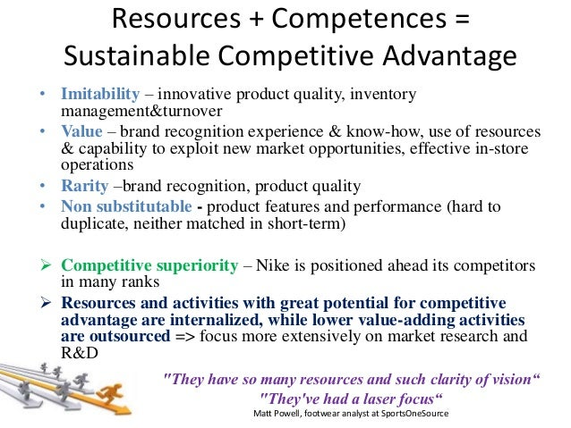 sustainable competitive advantage essay Because of its importance to the long-term success of firms, sustainable  competitive advantage (sca) has emerged as a hot area to research porter's  five force.