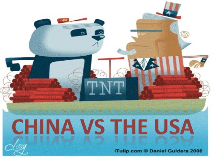 The USA - China economic relations U.S.-China economic ties have    expanded substantially over      the past three decade...