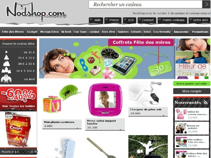Témoignage  ecommerçant Nodshop Slide 3