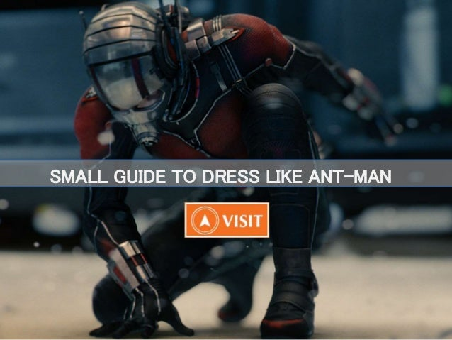 DIY STAR-LORD COSTUME GUIDE