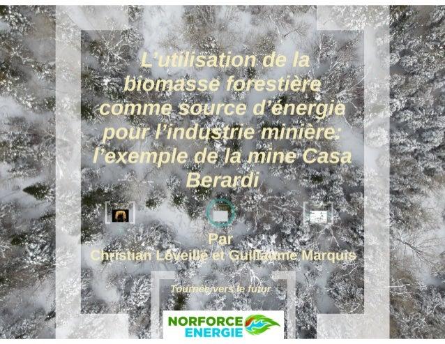 Présentation Norforce énergie 24 avril 2014 Slide 2