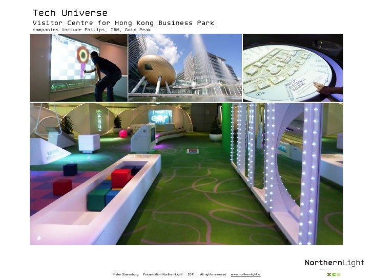 Tech UniverseVisitor Centre for Hong Kong Business Parkcompanies include Philips, IBM, Gold Peak                          ...