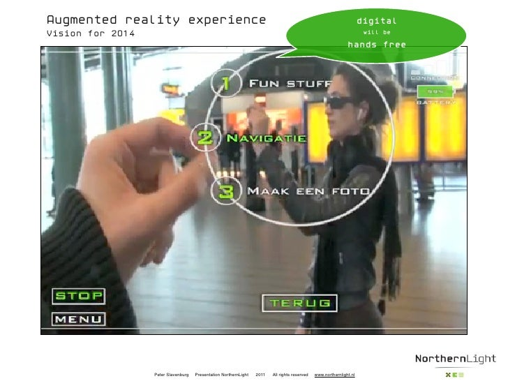 Augmented reality experience                                                                                          digi...