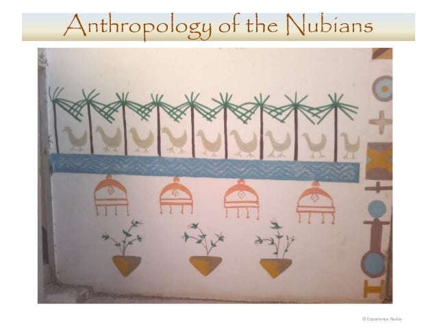 Anthropology of the Nubians © Experience Nubia