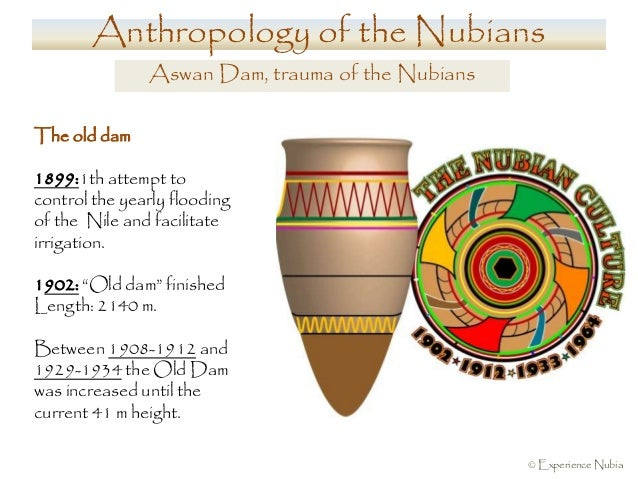 Nubian culture and anthropology Slide 2