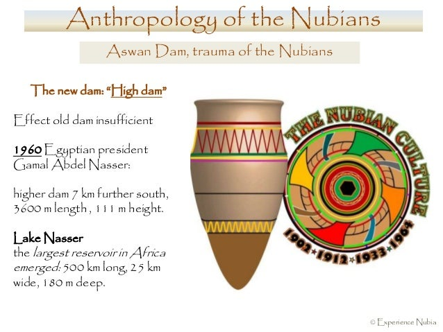 Nubian culture and anthropology Slide 3