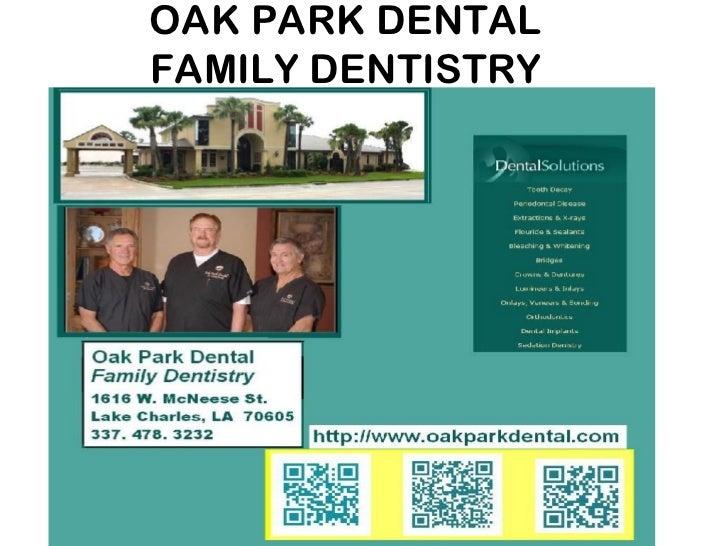 OAK PARK DENTALFAMILY DENTISTRY