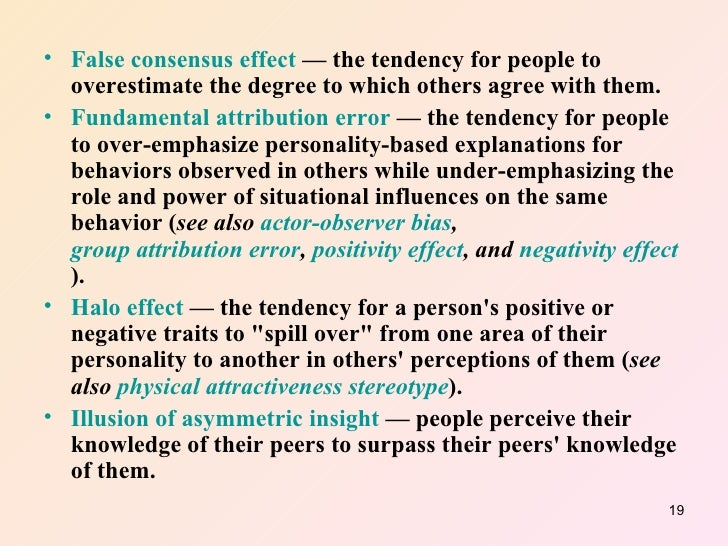 False Consensus Effect | Psynso