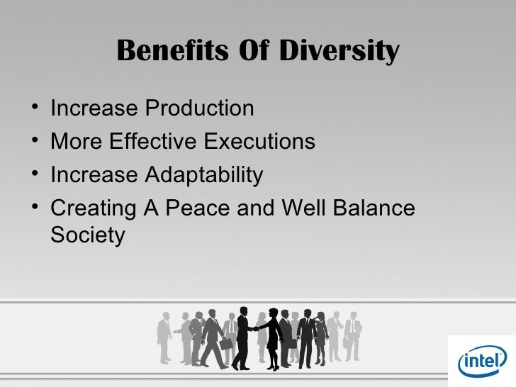 benefits of diversity in society