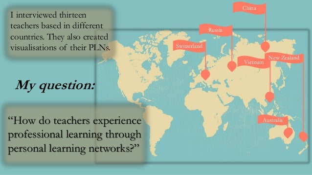 Transforming professional learning with Personal Learning Networks Slide 3