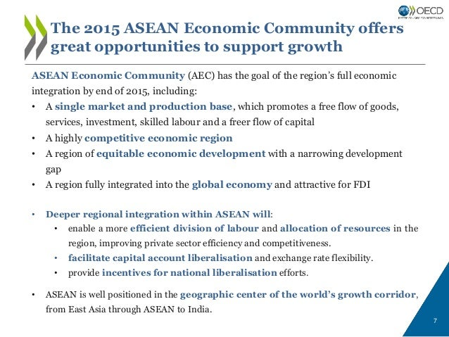 What are the Advantages and Disadvantages of ASEAN?