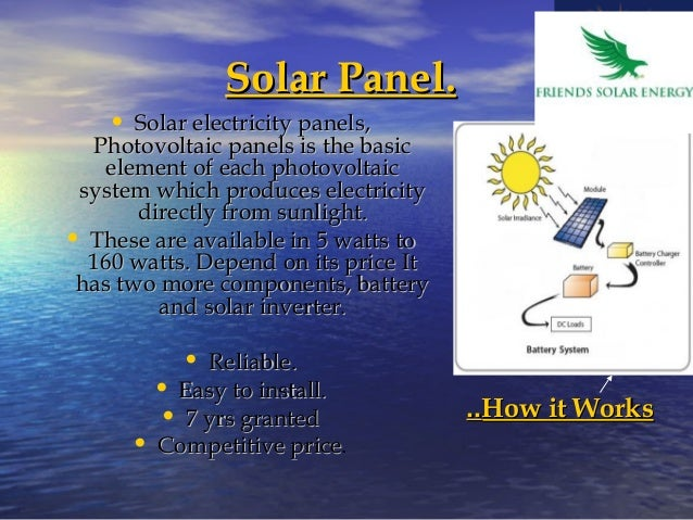 Business Plan Solar Energy