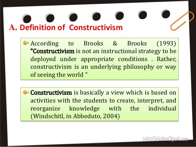 defining the approach and components of constructivism When used in the singular, a critical theory is not capitalized, even when the theory is developed by members of the frankfurt school in the context of their overall project of critical theory it follows from horkheimer's definition that a critical theory is adequate only if it meets three criteria: it must be explanatory, practical, and.