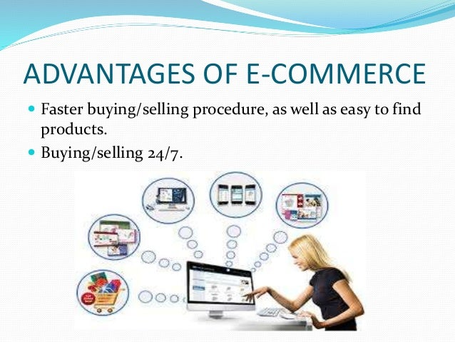 E-Commerce Business Models [PPT]