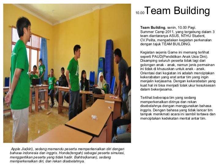 Team Building                                                                        10.00                                ...