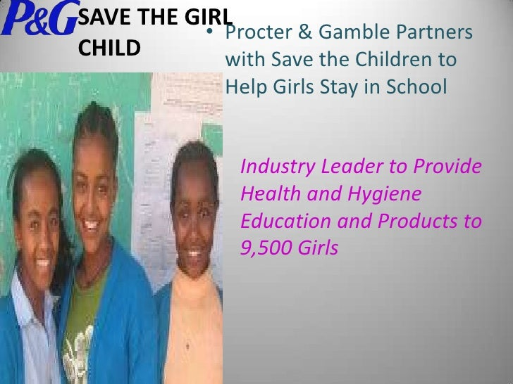 presentation about procter and gamble essay Sustainability and triple bottom line reporting  boeing company, pricewaterhousecoopers, the procter & gamble company, sony corporation, and.