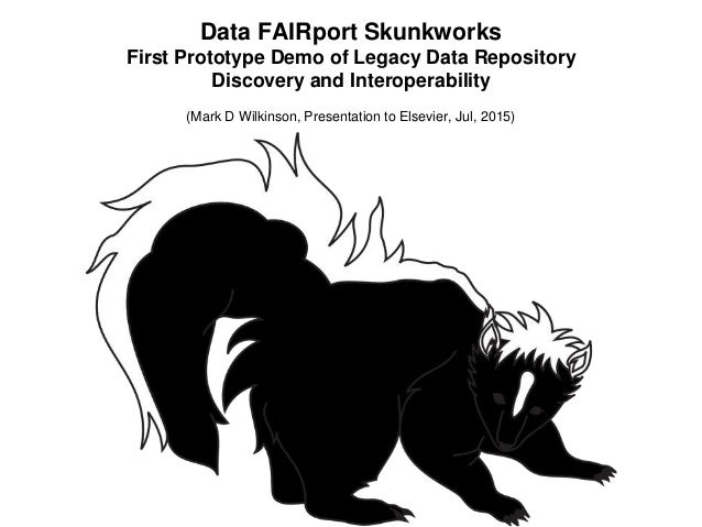 Data FAIRport Skunkworks First Prototype Demo of Legacy Data Repository Discovery and Interoperability (Mark D Wilkinson, ...
