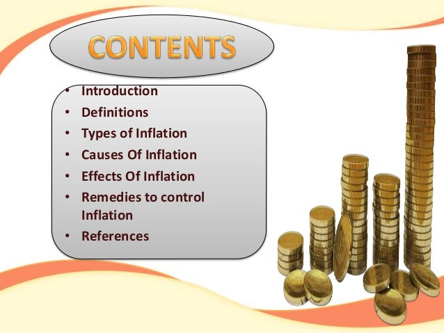 causes and remedies for inflation What is the causes and remedial of inflation in indiacould u please tell me the  reasons.