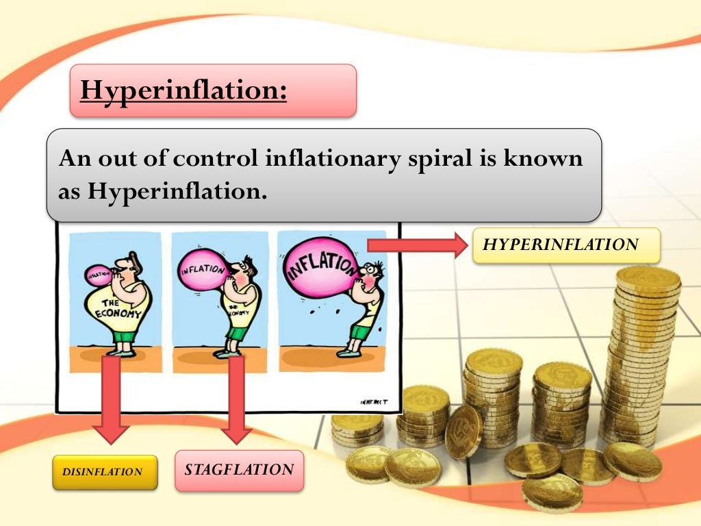 hyperinflation high or out of control inflation Historical us inflation: why hyperinflation is careening wildly out of control affected by high oil prices by the time hyperinflation.