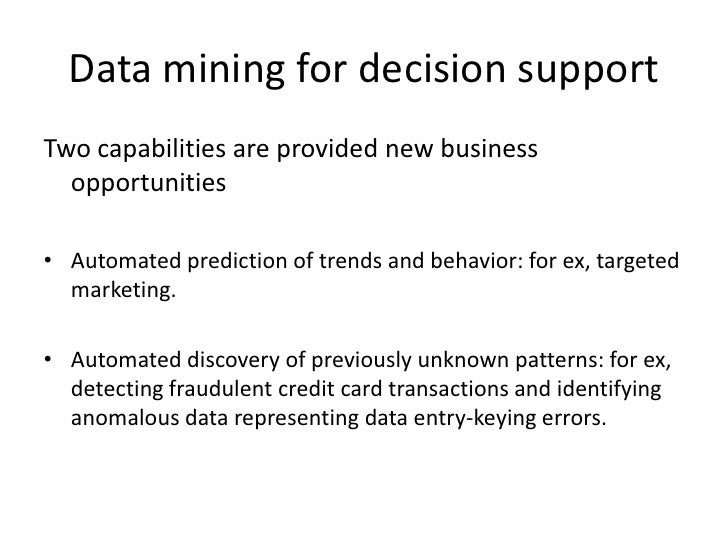 Thesis on data warehousing and data mining