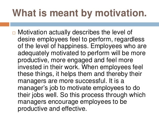 motivation theories siemens Thanks to totally integrated automation, siemens provides an integrated   increased employee satisfaction and motivation • shorter  theory effectively.