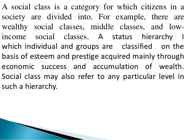 expectations self esteem and upper class society Measures of social class and self-esteem  resources in society in contrast, for upper-class  self-esteem aligning with our expectations, .