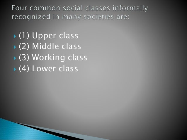 importance of social class in the Social class is one of the most important concepts that sociologists discuss and yet its definition is often illusive there are two classical sociologists who are most important in the discussions about class – karl marx and max weber.