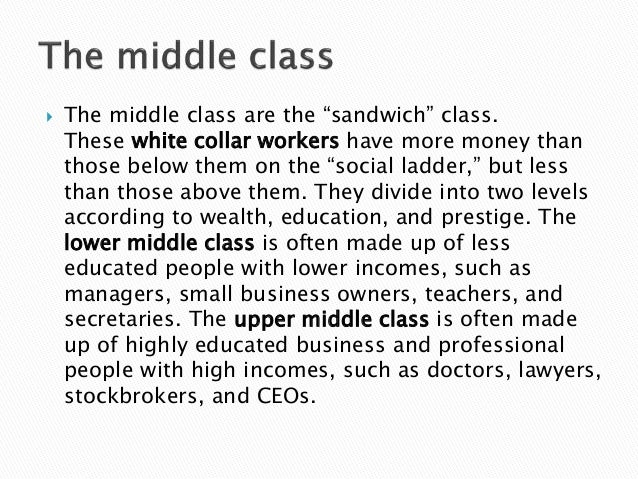 the significance of social class in Get an answer for 'what is the importance of social class in pride and prejudice are there types of social class ' and find homework help for other pride and prejudice questions at enotes.