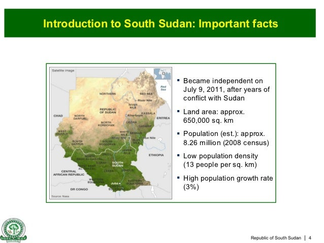 A New Path Forward: Agriculture and Food Security Strategy for South …