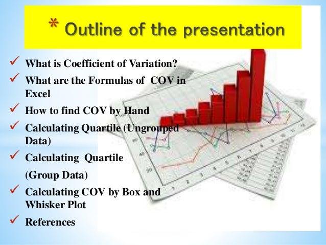 coefficient variation