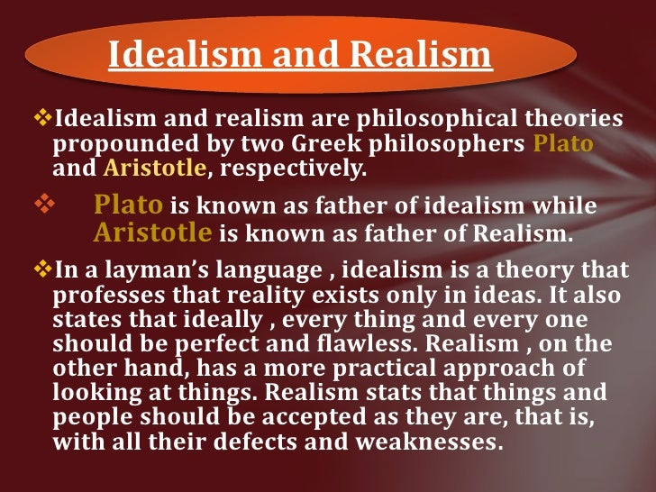 comparison between utilitarianism and idealism German idealism was a philosophical movement that emerged in germany in the  late 18th and  the philosophical meaning of idealism is that the properties we  discover in objects  there is no difference between the subjective and the  objective, that is, the ideal and the real  consequentialism deontology  virtue.