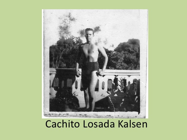 Cachito Lozada Carlsen1932-1951<br />