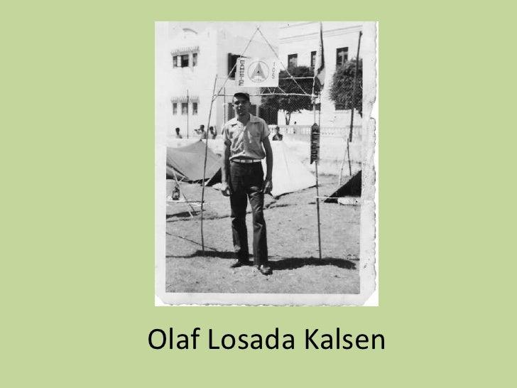 Olaf Lozada Carlsen1936-2009<br />