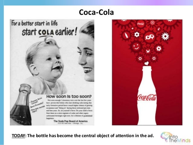 Old and new ads compared: how has advertising evolved? Slide 3