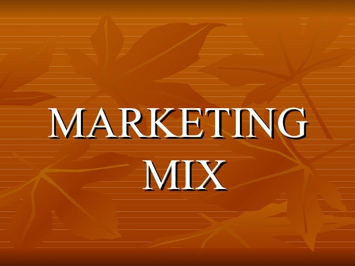 marketing mix coursework The principles of marketing and strategy module is designed to provide students  with an understanding of the fundamental  coursework and assessment.