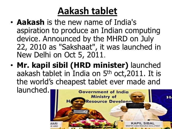 introducing aakash tablet 1 1 L ow-priced aakash tablet maker datawind on wednesday launched affordable phablets or tablets with voice call now are introducing new.