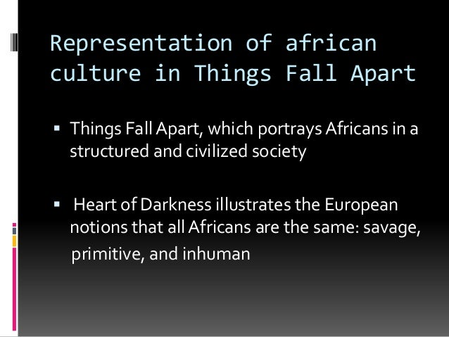 contrasting conflict things fall apart and heart darkness In things fall apart,  conrad's heart of darkness shows this binary  in things fall apart we see confrontation of contrasting cultures and the resulting.
