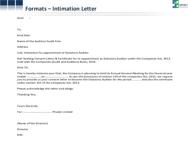 Presentation on auditors pdf 18 formats intimation letter spiritdancerdesigns