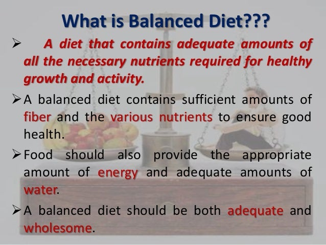 essay on healthy balanced diet A balanced diet is a key to healthy lifestyle a balanced diet should contain all the nutrients that you need read more about the blog post by lucy.