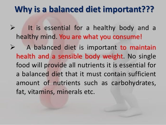 balanced diet essay conclusion