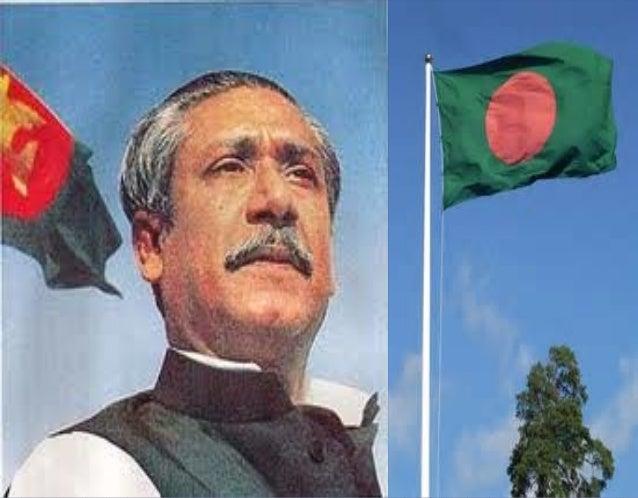 Position of Bangladesh