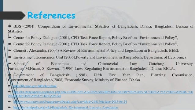 development of environmental law in bangladesh Academike articles on legal  the constitutional aspects on environmental law  the bhopal case and the development of environmental law in india p.