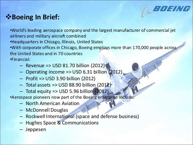 the history of boeing company See the upcoming ex dividend date and dividend history for boeing company (the) (ba) stay alerted to dividend announcements for ba and all the companies you follow at nasdaqcom.