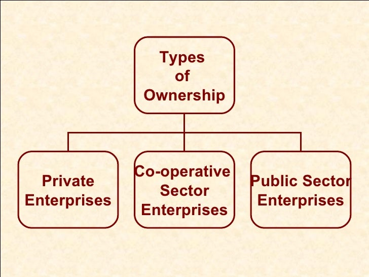 business essay ownership type Business structure: choose the best one  sharing ownership and management of the business,  or partnership then the next business type to consider is.