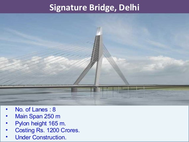 Presentation On Construction Of Cable Stay Bridge A