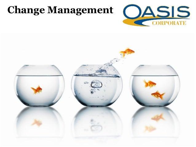 presentation on change management