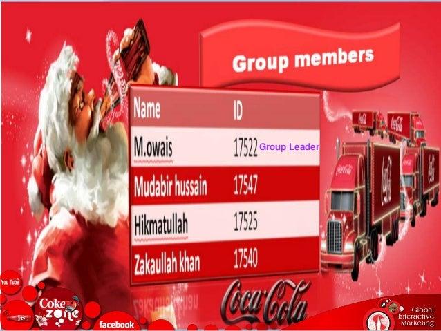 Presentation on coca cola marketing strategies Slide 3