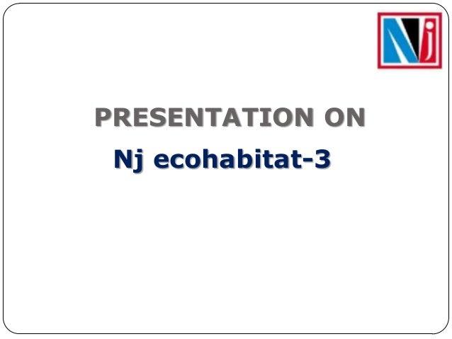 PRESENTATION ON Nj ecohabitat-3
