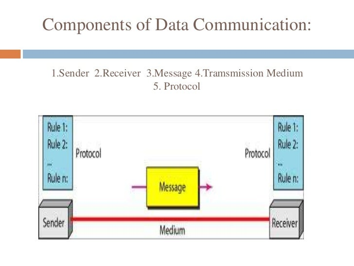 Presentation on data communication